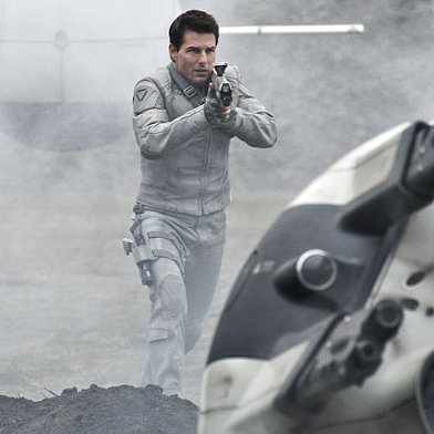 Oblivion Video Movie Review