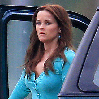 Reese Witherspoon On Set of New Movie The Good Lie | Photos