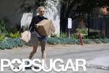 Diane Kruger Gives Her Sweet Tooth a Treat During a Fro-Yo Run