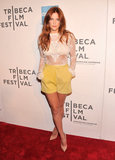 Riley Keough stepped out for the Tribeca Film Festival premiere of Mistaken For Strangers.