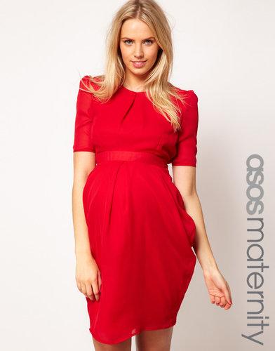 ASOS Maternity Exclusive Tulip Dress