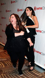 Sandra Bullock and Melissa McCarthy had a blast together during a CinemaCon press conference in Las Vegas.
