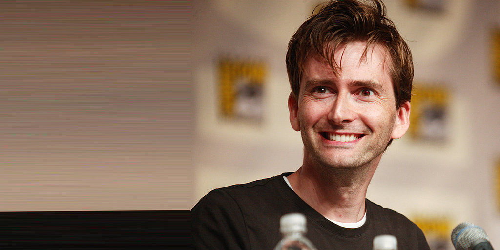 Allons-y! The 10 Most GIF-able Faces of David Tennant