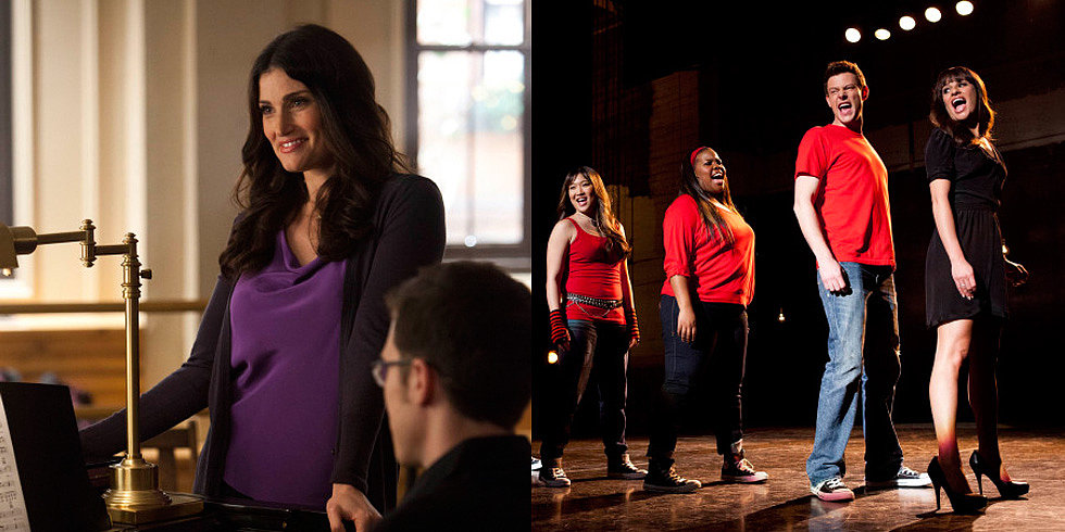 "Glee-ful Highlights From Episode ""Sweet Dreams"""
