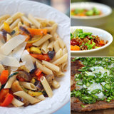 5 Colorful Fast and Easy Dinners