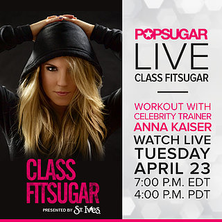 Work Out LIVE! With Celebrity Trainer Anna Kaiser