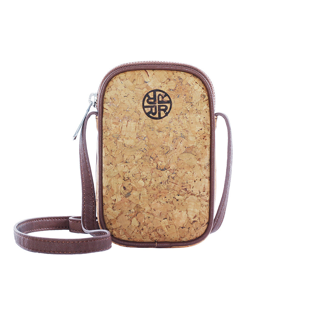The Bursa iPhone Pouch ($68) is made of durable cork, a sustainable material.