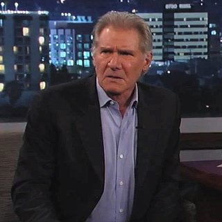 Harrison Ford Fights With Chewbacca on Jimmy Kimmel (Video)