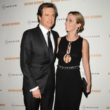 Emily Blunt and Colin Firth at Arthur Newman Premiere