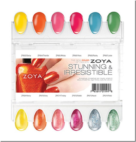 Zoya's Summer 2013 Collections
