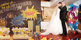 From Capes to Comic Books: Creative Ideas For a Superhero Wedding