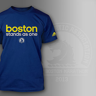 Adidas Boston Marathon Relief Shirt