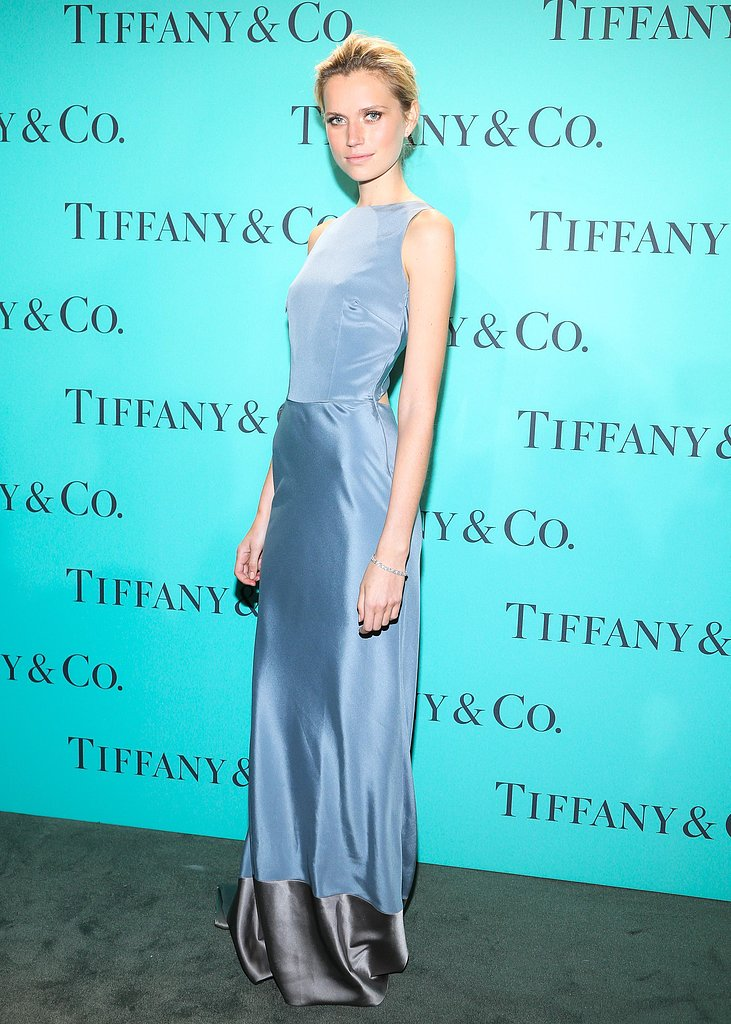 Cato Van Ee at Tiffany & Co.'s Blue Book Ball in New York. Source: Will Ragozzino/BFAnyc.com