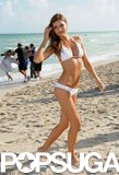 Miranda Kerr was in Miami for another Victoria's Secret shoot in November 2008.