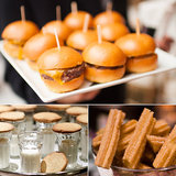 After a long night of dancing and drinking, wedding guests need a little late-night bite to munch on while they retire to their cars and head back to their hotel rooms. POPSUGAR Food has rounded up the best late-night bites to serve at your wedding.