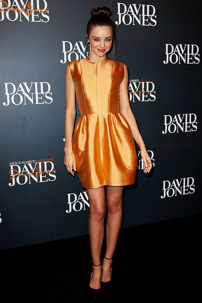 February 2013: David Jones Autumn/Winter 2013 Fashion Launch