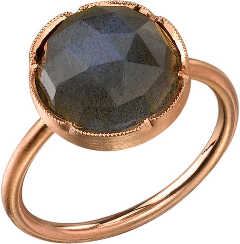 Irene Neuwirth Rose Cut Labradorite Ring