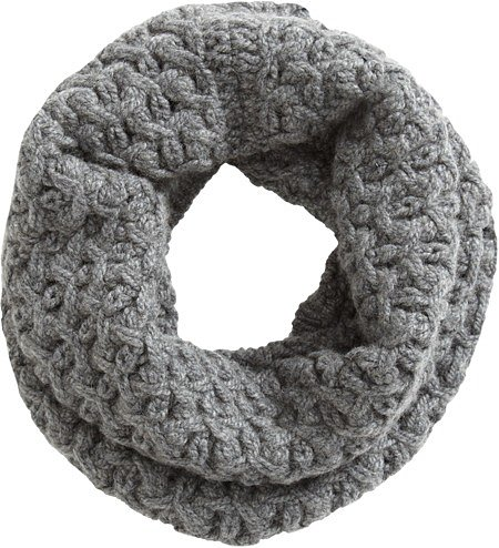 Barneys New York Net Stitch Cowl Scarf Sale up to 60% off at Barneyswarehouse.com