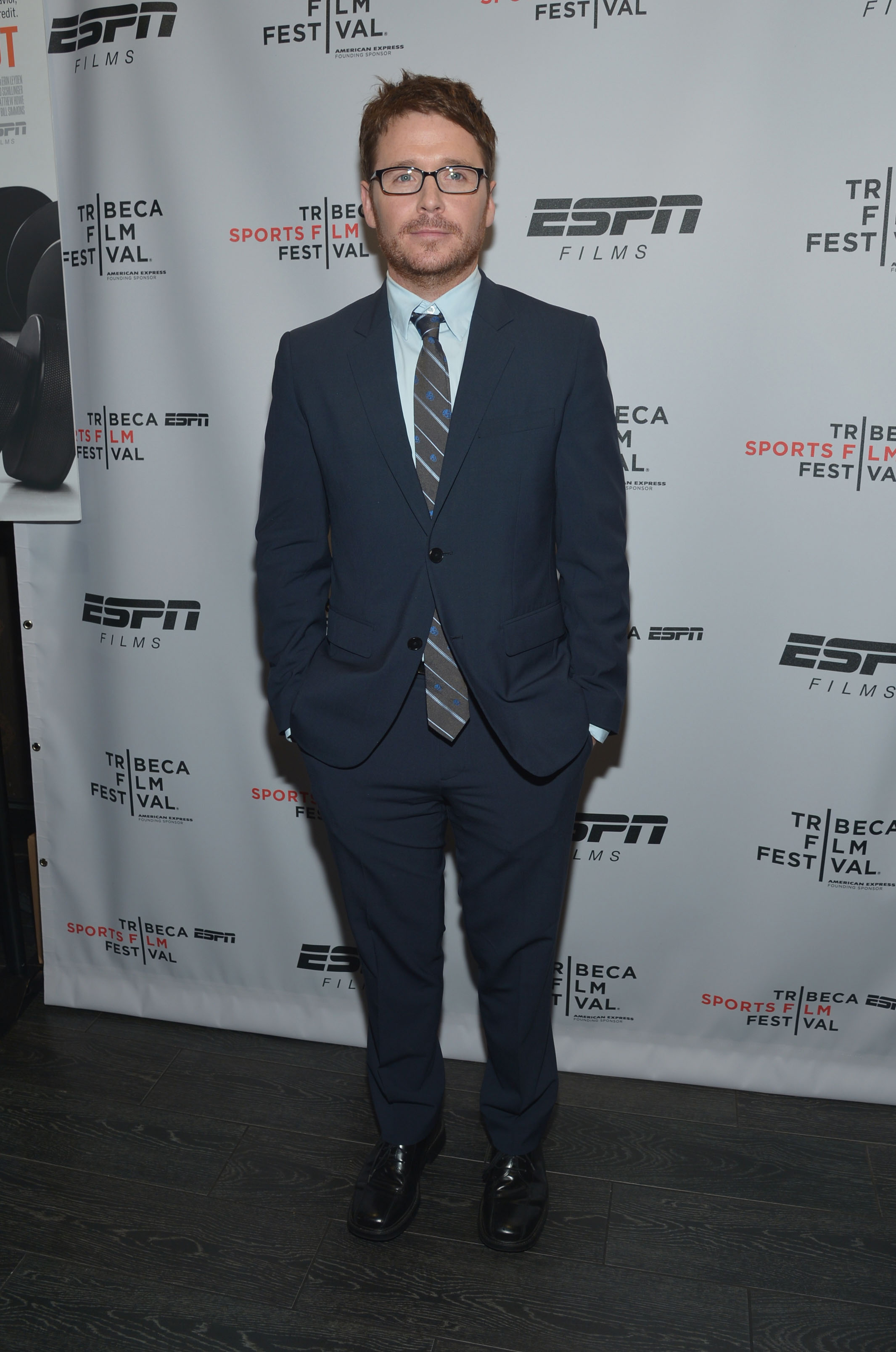 Kevin Connolly attended Big Shot's afterparty.