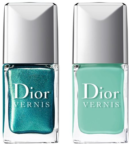 Dior 'Vernis - Bird of Paradise' Nail Duo
