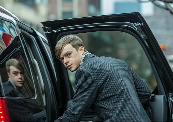 Dane DeHaan as Harry Osborn in The Amazing Spider-Man 2.