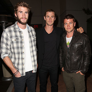 Liam Hemsworth at Spring Break Education Event 2013