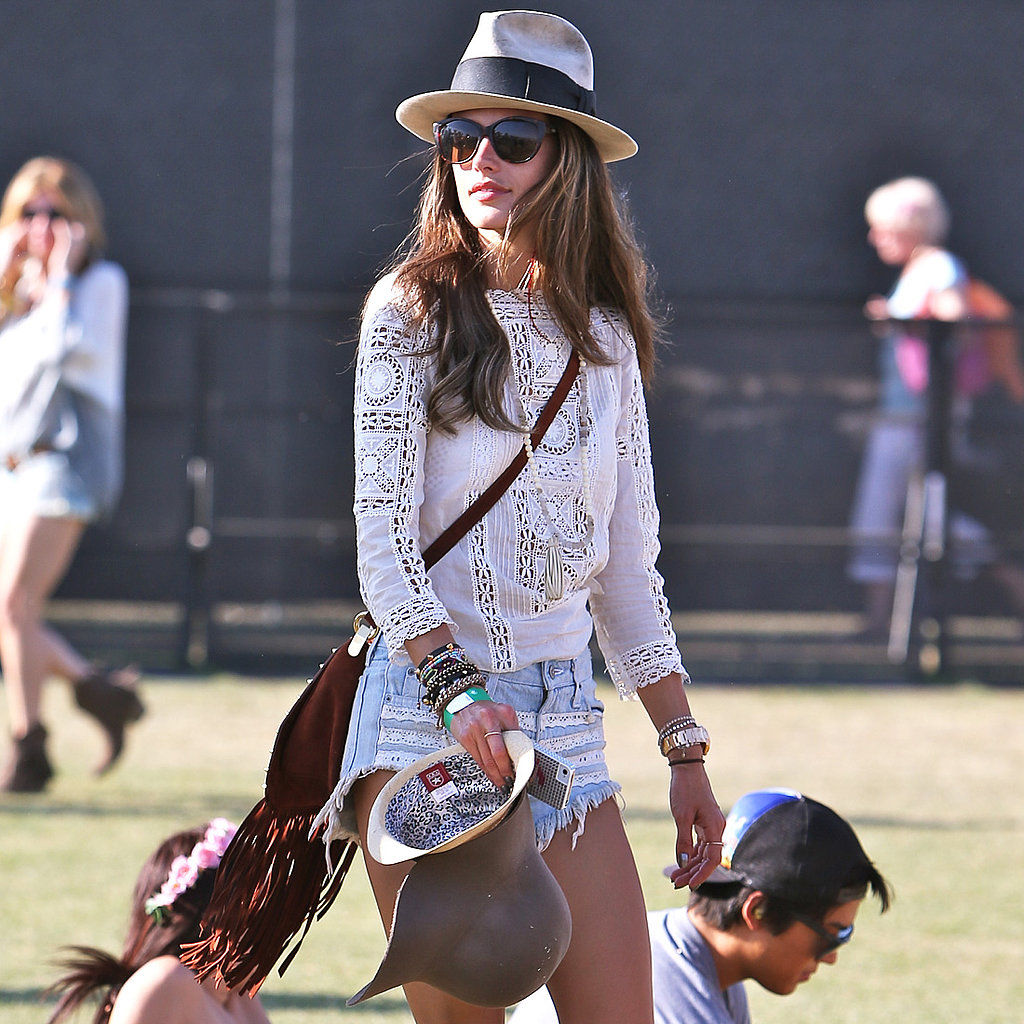 See Every Celebrity Style Moment From Coachella 2013