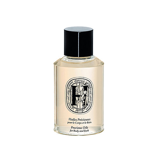 Hey, planning a wedding can be a tough job, but a bath oil like Diptyque's Precious Oils For Body and Bath ($78) can work wonders to help your bride get blissed out.