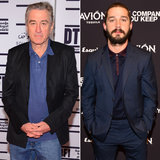 Robert De Niro and Shia LaBeouf will play father and son in Spy's Kid, about a former spy who starts to coach his son on spycraft. LaBeouf is also in talks for Fury, the WWII movie starring Brad Pitt.