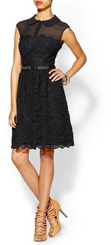 Ted Baker London Ranni Lace Belted Dress
