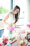 High Tea Photo by Vasia Photography via Style Me Pretty