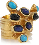 This Yves Saint Laurent glass ring ($175, originally $250) is a statement ring if we've ever seen one. The mix of stones is fabulous.