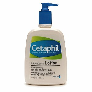 Cetaphil DailyAdvance Ultra Hydrating Lotion For Dry, Sensitive Skin