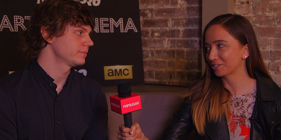 Evan Peters Chats Adult World and Hints About American Horror Story