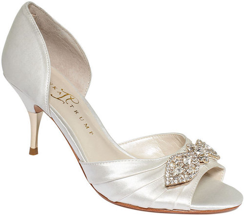 Ivanka Trump Shoes, Nanci Evening Pumps
