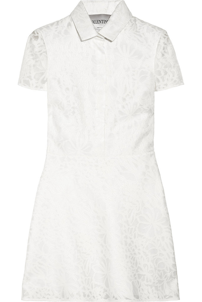 Valentino organza polo dress ($895, originally $2,990)