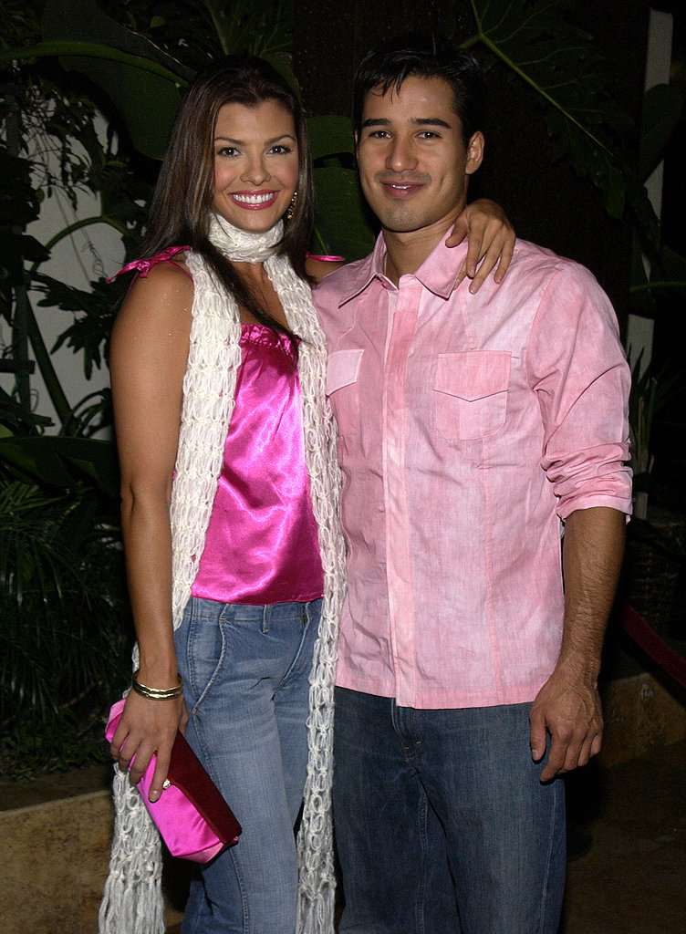 Mario Lopez tied the knot with model and actress Ali Landry in April 2004, but the couple annulled their union only two weeks later.