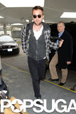 Robert Pattinson Returns to LA After a Mini Big Apple Trip