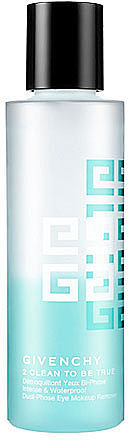 Givenchy 2 Clean To Be True Intense & Waterproof Dual-Phase Eye Makeup Remover