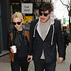 Carey Mulligan and Marcus Mumford Walking in NYC | Pictures