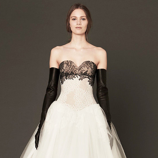 Wedding Dress Heaven: Vera Wang's Spring 2014 Bridal Line