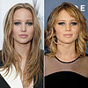 Celebrity Hair Before and After Pictures