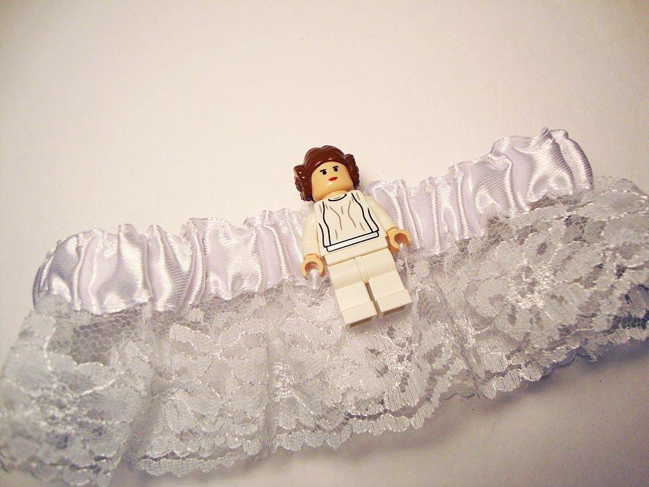 Princess Leia Garter