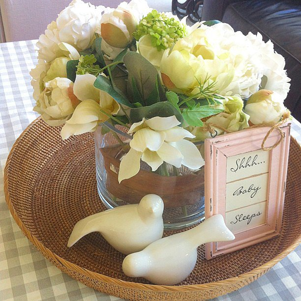 Curate a Centerpiece