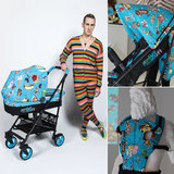Cybex Announces Collaboration With Fashion's Wild Child Jeremy Scott