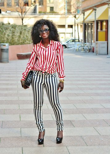 :Stripes on Stripes:
