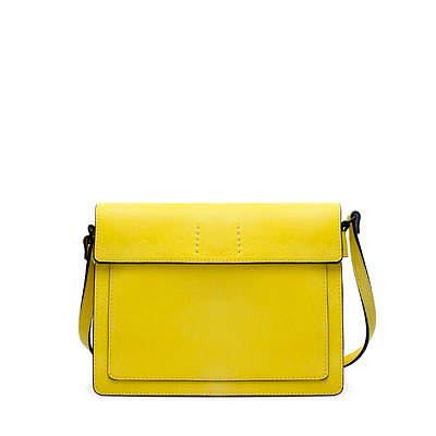 Image 1 of MESSENGER BOX BAG from Zara