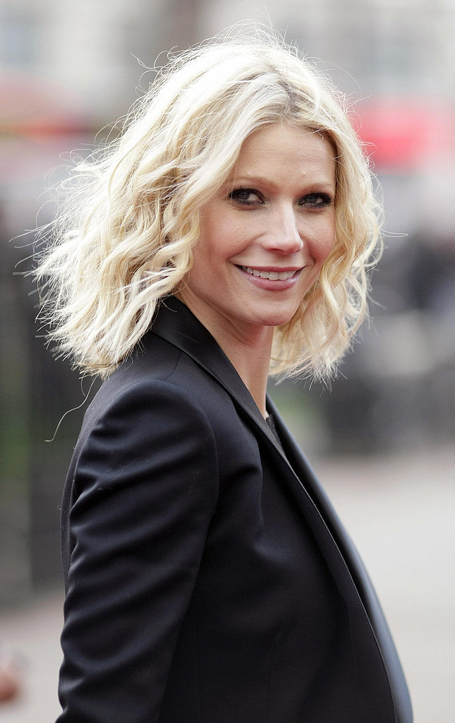 Gwyneth surprised us all when she debuted a shorter cut at the London Iron Man premiere in 2008.