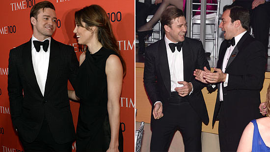 Video: JT and Jessica's Time 100 Date Night and More Headlines