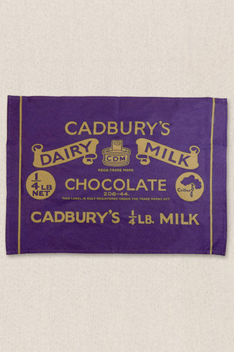 Cadbury Dairy Tea Towel